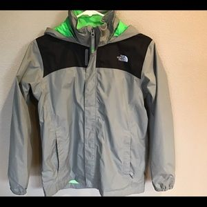 The North Face jacket Boys Large 14-16